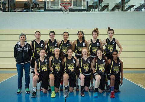 Bernex - Lancy PLO U19F - 2015-16 - CSJ