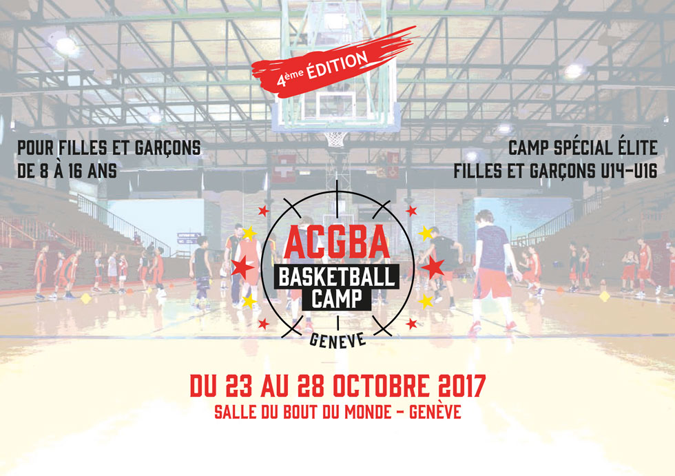 ACGBA flyer camp automne 2017