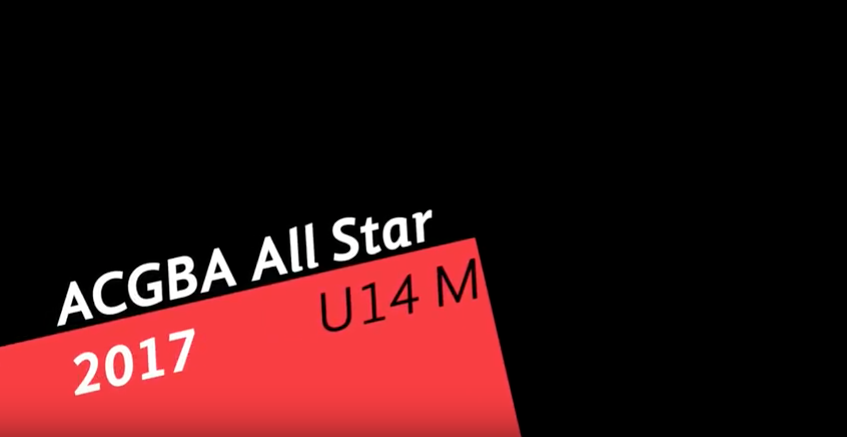 ACGBA All star 2017 - U14M