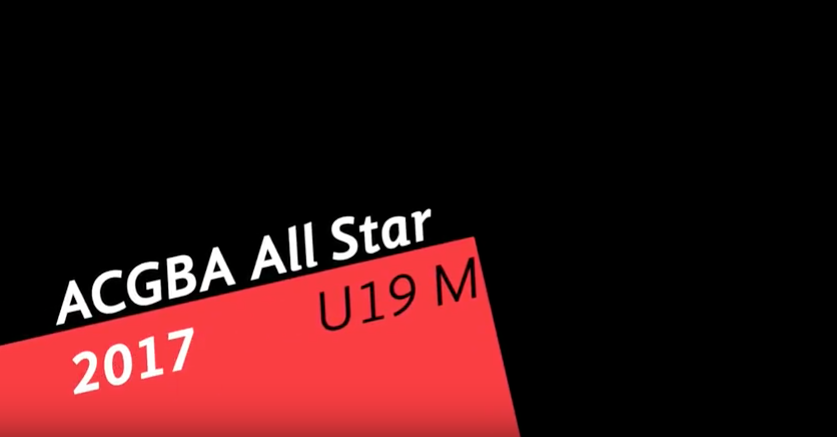 ACGBA All star 2017 - U19M