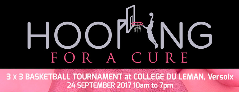 Tournoi 3x3 Hooping for a Cure
