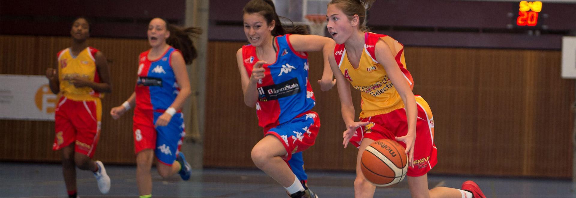 Genève Basketball Académie
