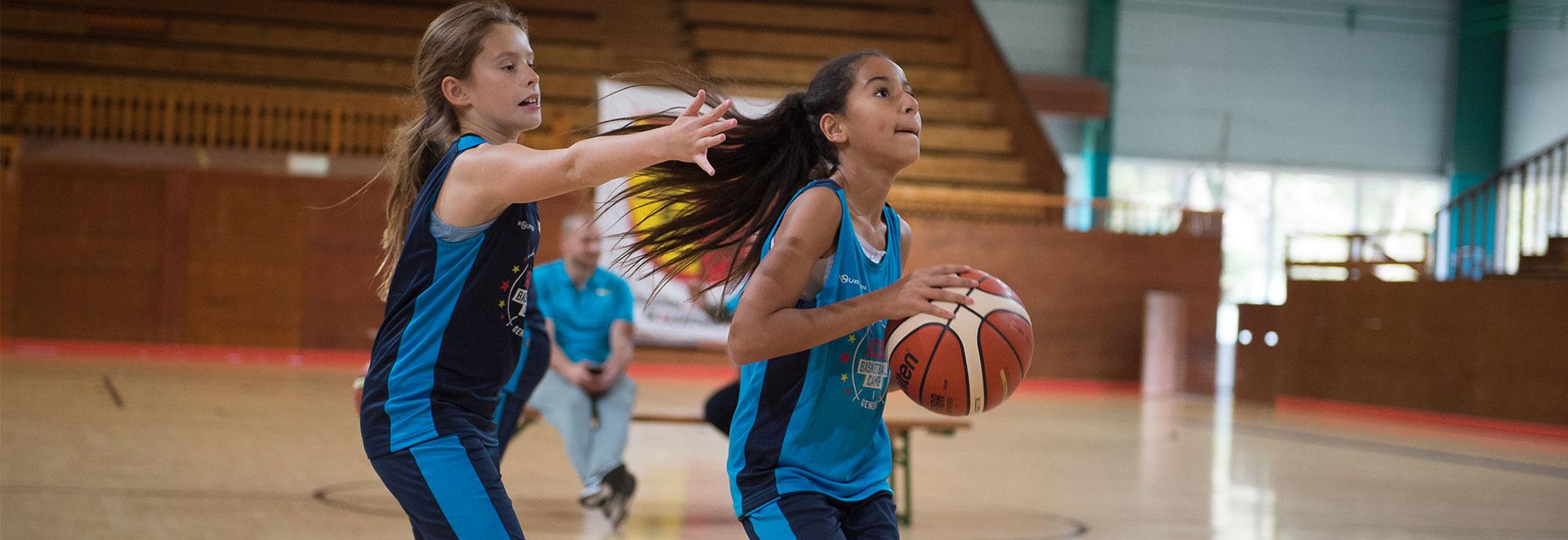 ACGBA camp de basket Pâques 2018