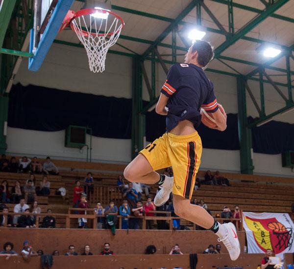 ACGBA geneve basketball academie