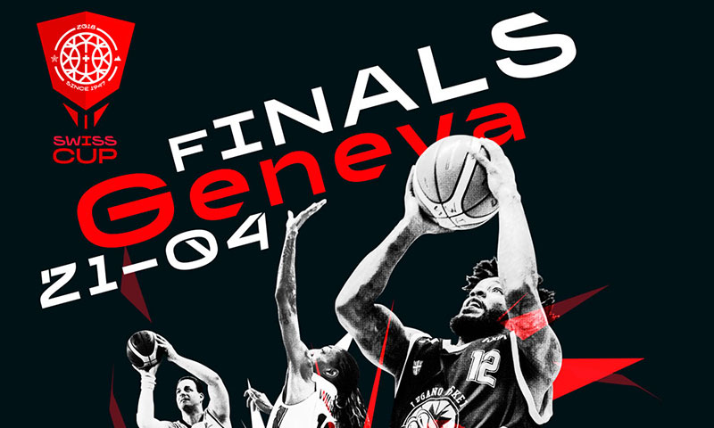 Coupe suisse finales 2018 basketball Genève