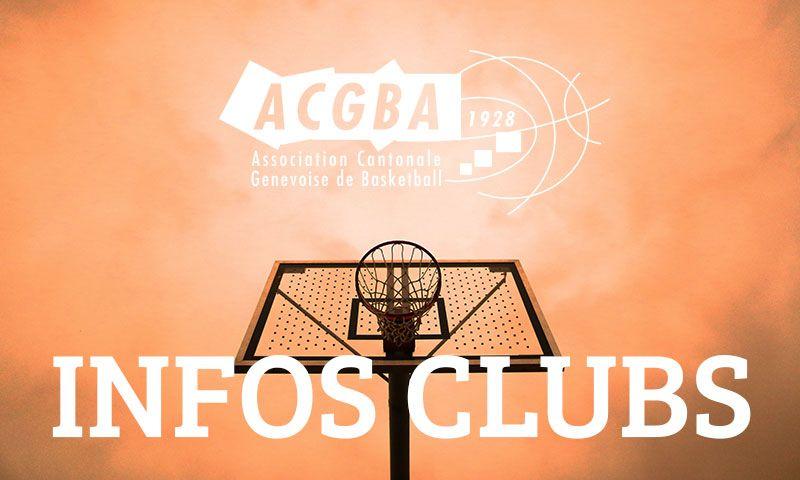 infos clubs news