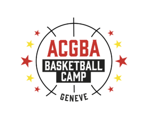 ACGBA camp de basketball logo