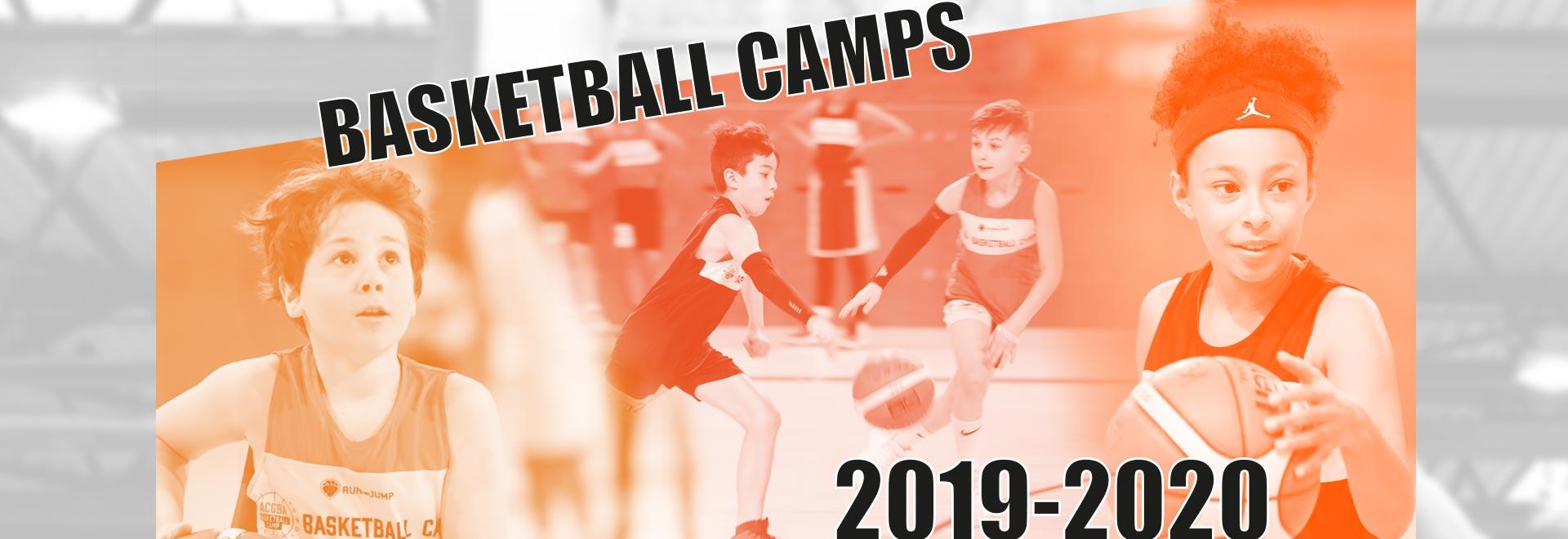 Camps de basketball Genève 2019-2020 ACGBA