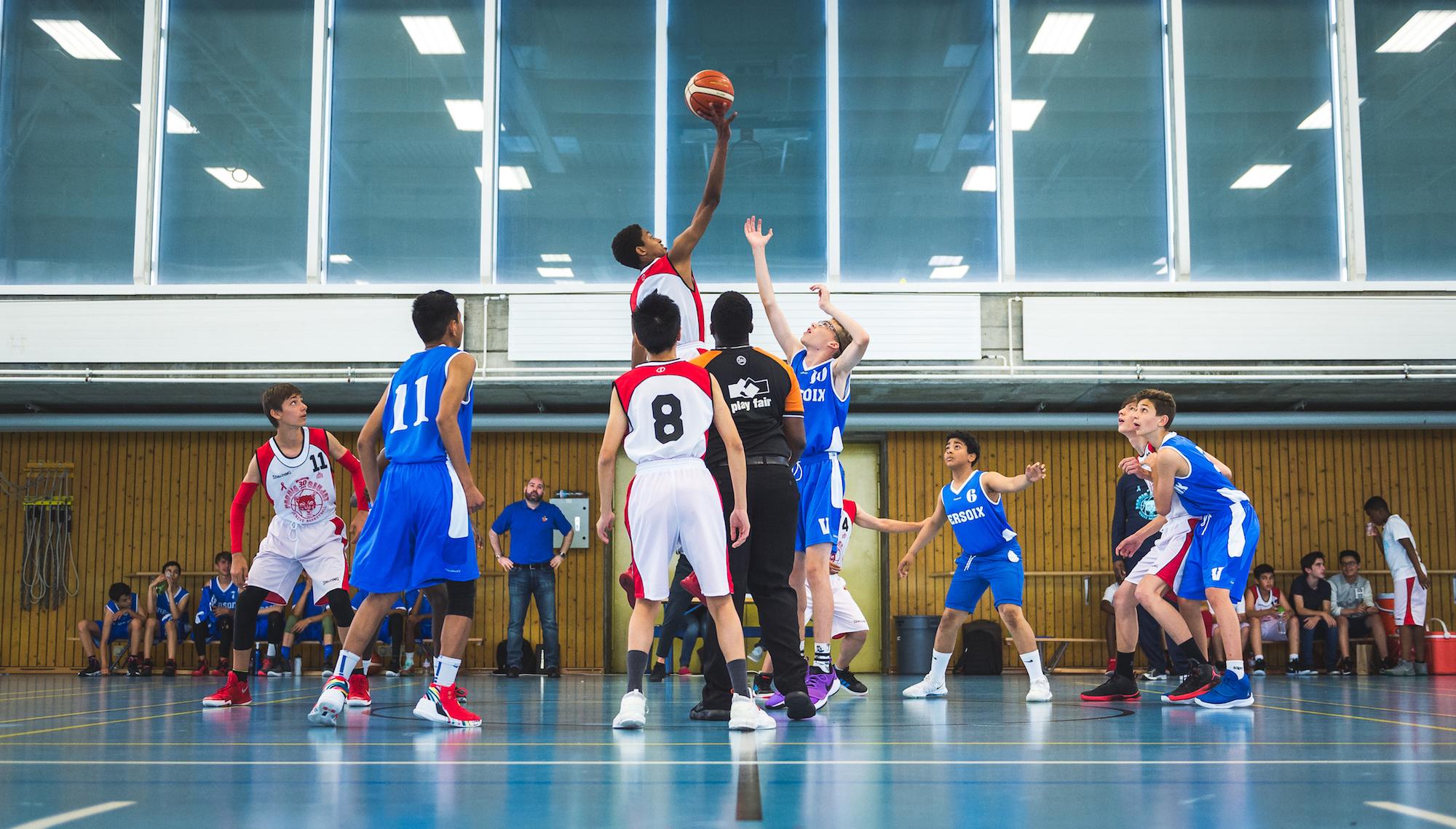 ACGBA lancement de la nouvelle saison de basketball